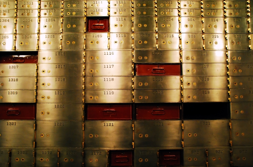 After sorting and filing with my financial organizing clients, a few irreplaceable items often emerge that need special handling. The solution: a fire-resistent, waterproff locked box at home or ... a bank safe deposit box.